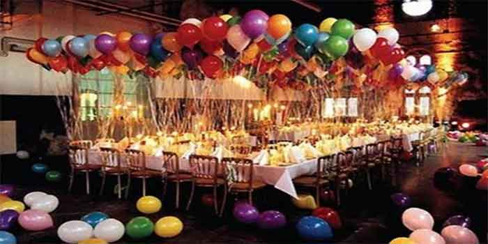 organize a party for teachers' day