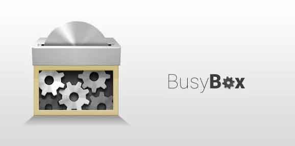 installing BusyBox Pro on your device