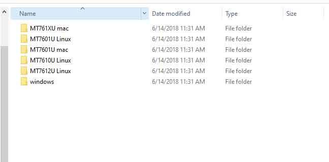 "Open the file ""WIFI"". Locate ""Windows"""