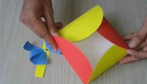 1. Make this easy and beautiful card for teachers day at home-