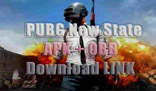 install pubg new state on android